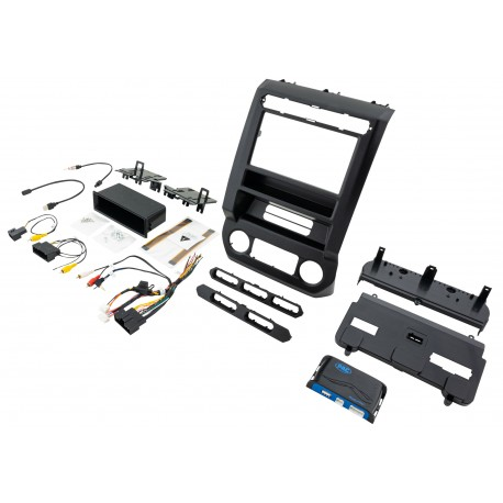 Ford Integrated Radio Replacement Kit