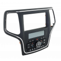 RadioPRO Integrated Installation Kit with Integrated Climate Controls For Jeep Grand Cherokee