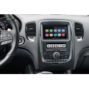RadioPRO Integrated Installation Kit with Integrated Climate Controls For Dodge Durango
