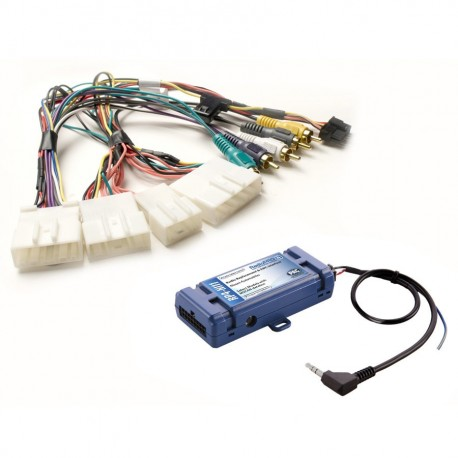 RadioPRO4 Interface for Nissan Vehicles with MSCAN