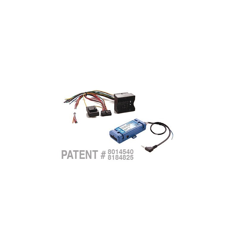 PAC RP4-VW11 Radiopro4 Stereo Replacement Interface with Steering Wheel Controls for Select VW Vehicles with Canbus AAMP of America