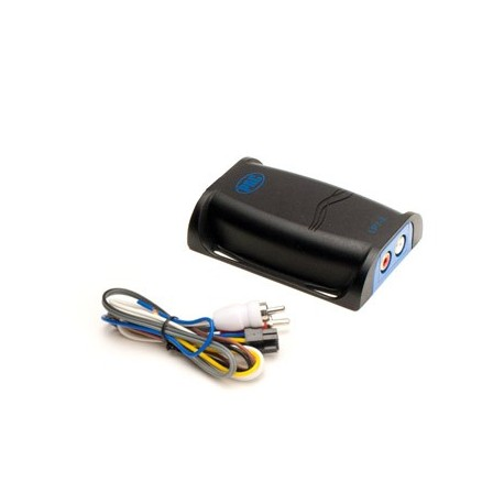 LocPRO Series 2-Channel Line Output Converter with Remote Turn-On Circuit