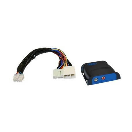 Auxiliary Audio Input Interface for Select Honda, Acura vehicles 2003-2012