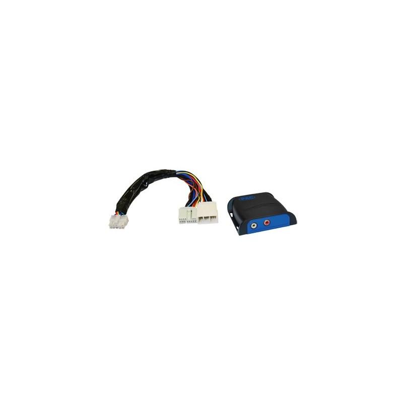 Auxiliary Audio Input Interface For Select Honda, Acura