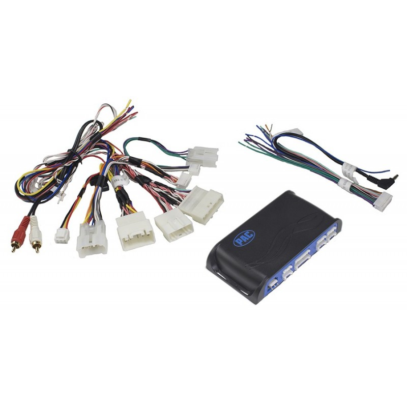 RadioPRO 4 Radio Replacement Interface for select Toyota vehicles - PAC