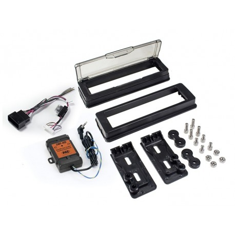 Radio Replacement Kit for Harley-Davidson