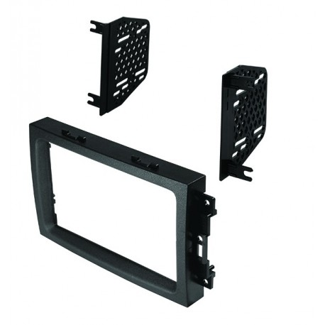 2004-2008 CHRYSLER/DODGE/JEEP DOUBLE DIN