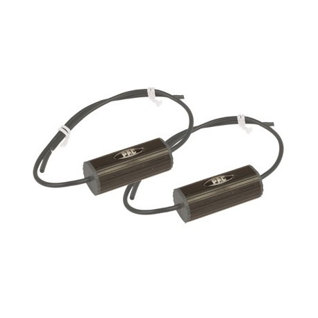 Set of 2 Bass Blockers (tweeters) 0-5.6Khz (4 Ohm), 0-2.8Khz (8 Ohms) Black