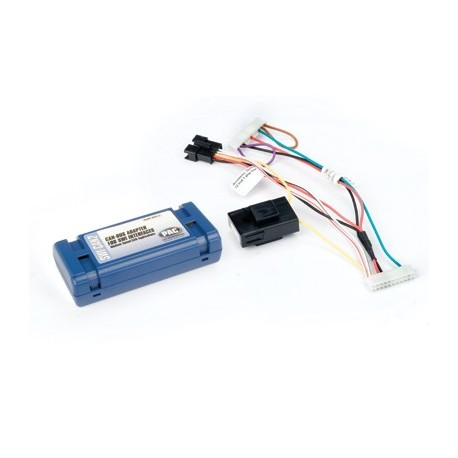 CANBUS Steering Wheel Control Add-On Interface for Chrysler, Dodge, Mitsubishi, Jeep, Audi, VW, Mercedes Benz