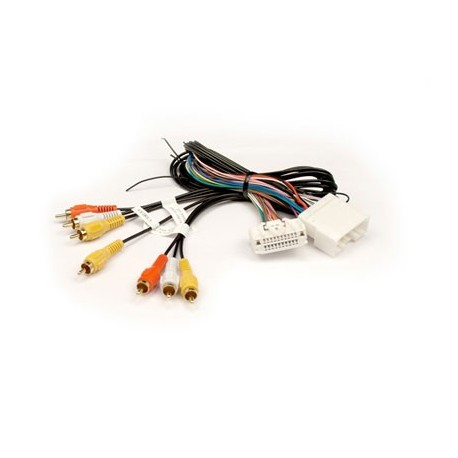 Factory VES Retention Cable/Video Output Cable for Chrysler/Dodge/Jeep Vehicles