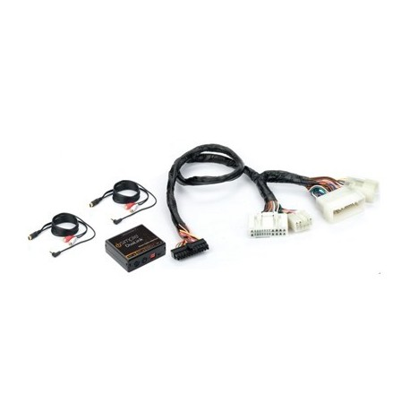 DISCONTINUED - Dual Auxiliary Audio Input Interface for Select Hyundai Vehicles