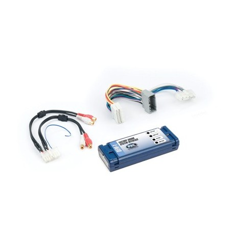 Amplifier integration interface for Chrysler vehicles