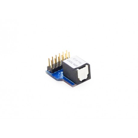 Toslink Fiber-Optic Audio Output