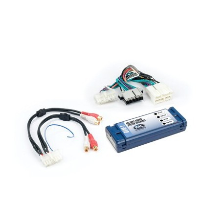 Amplifier integration interface for General Motors vehicles - DISCONTINUED