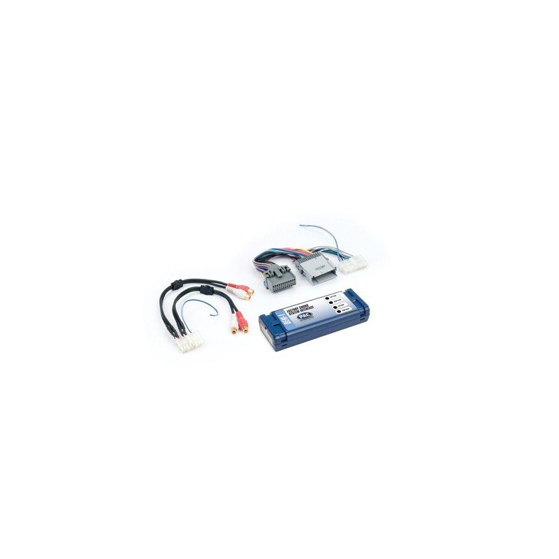 Amplifier integration interface for General Motors vehicles - PAC