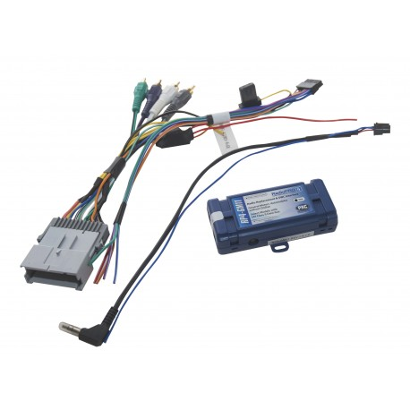 RadioPRO4 Interface for General Motors Vehicles with Class II Data bus