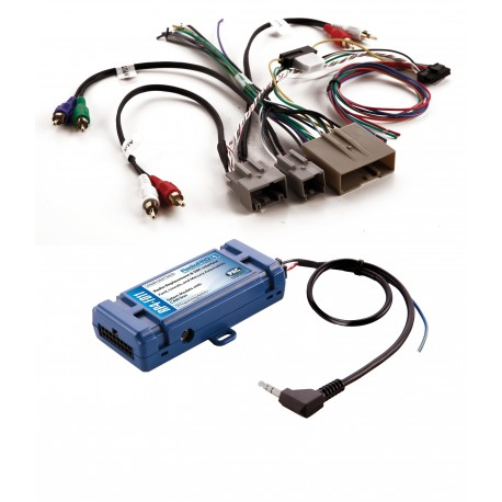 RadioPRO4 Interface for Ford Vehicles with CAN bus