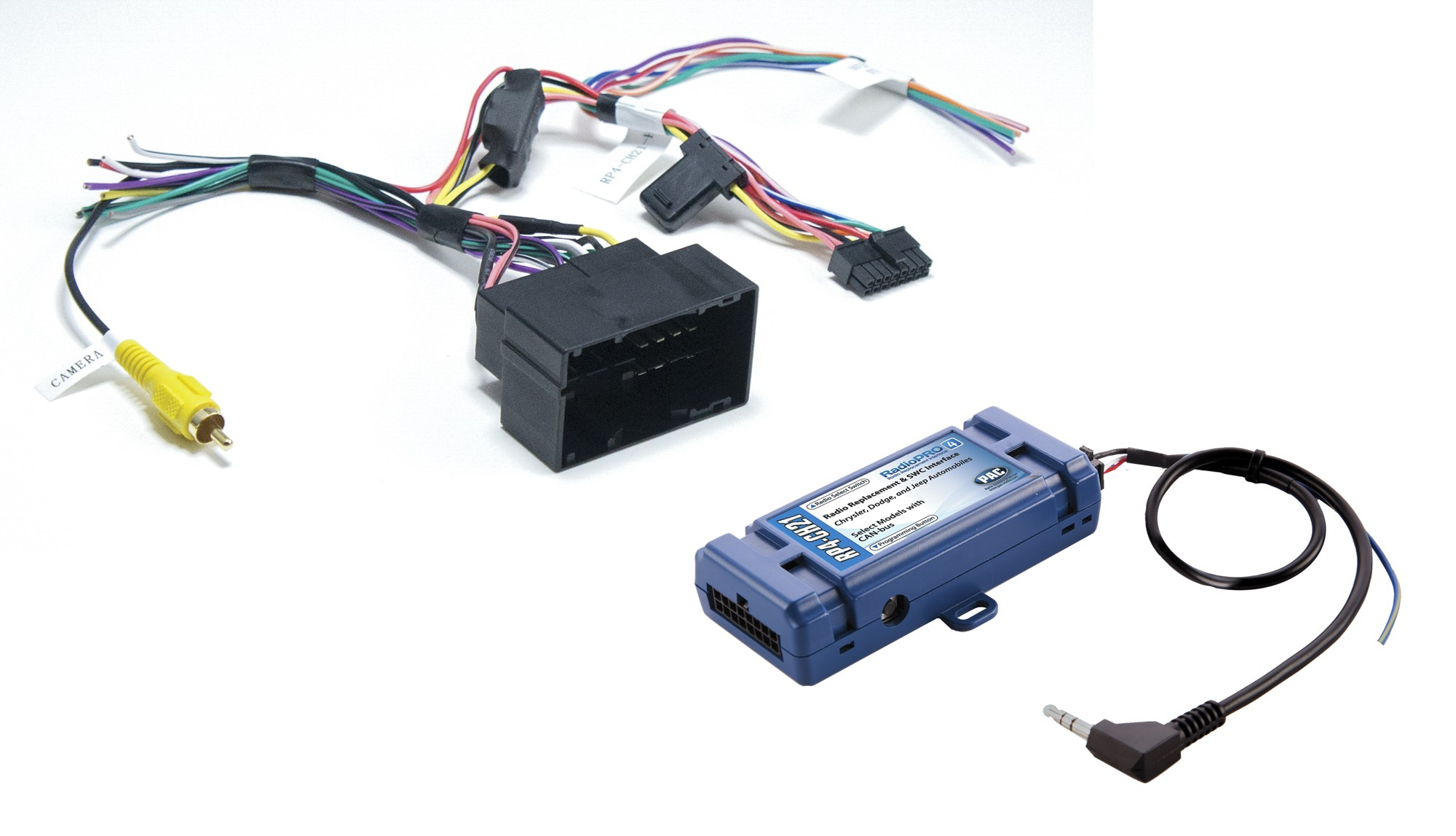 RadioPRO4 Interface for Select 2013-2018 Chrysler Vehicles with CAN bus -  PAC