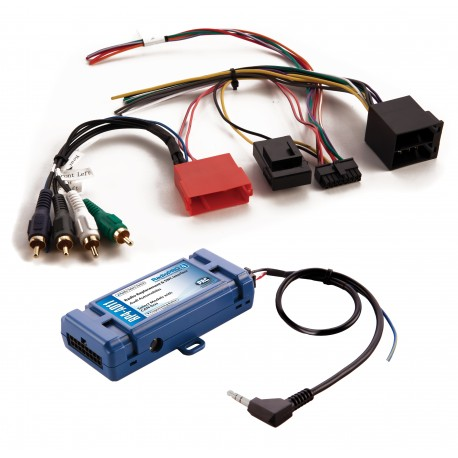RadioPRO4 Interface for Audi Vehicles with CAN bus