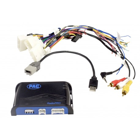 RadioPRO4 Radio Replacement Interface for Select Hyundai Vehicles