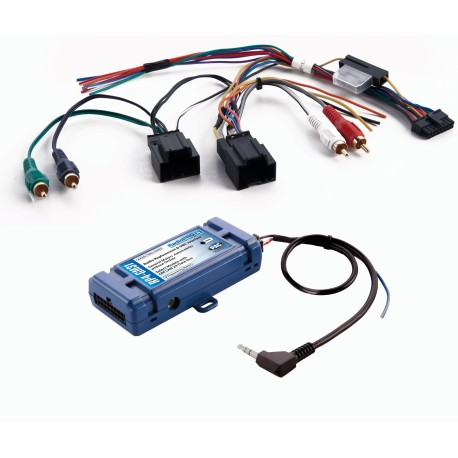 RadioPRO4 Interface for General Motors Vehicles with GM LAN 29 Bit Data bus