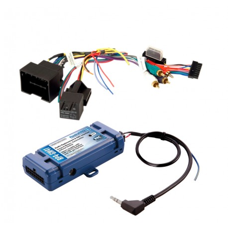 RadioPRO4 Interface for General Motors Vehicles with 29-Bit LAN v2