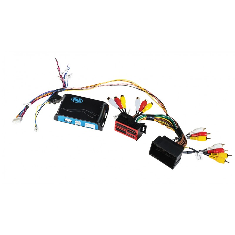 Backup Camera/Navigation Unlock Interface - PAC