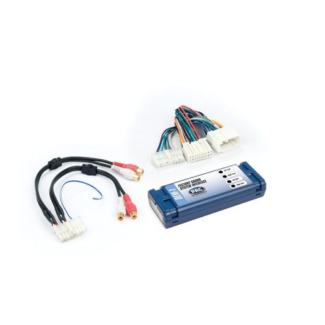 Amplifier integration interface for Honda vehicles