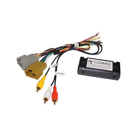 Radio Replacement Interface for Select 2016-2017 GM Trucks