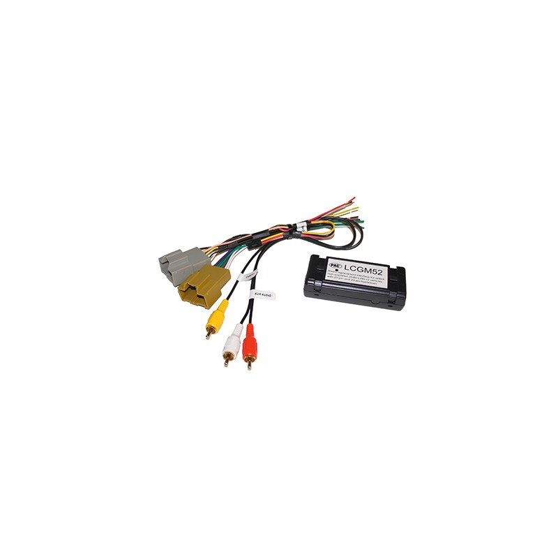 Radio Replacement Interface For Select 2016 2017 Gm Trucks Pac