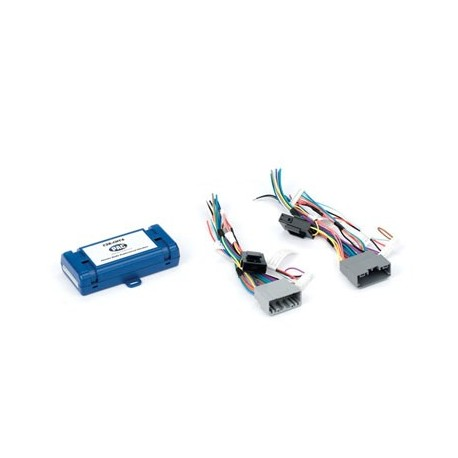 Radio Replacement Interface With Navigation Outputs for Select Chrysler, Dodge, Jeep Vehicles