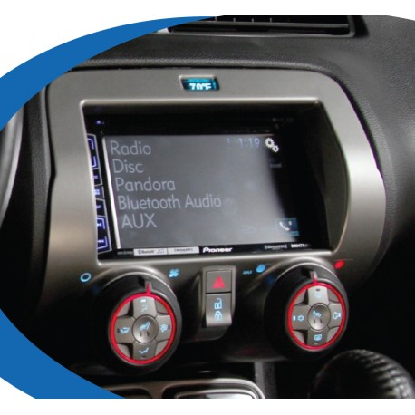 Integrated Radio Replacement Kit