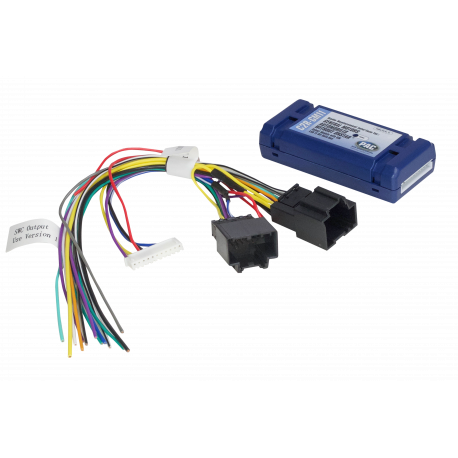 Radio Replacement Interface for Select General Motors Vehicles without On-Star®