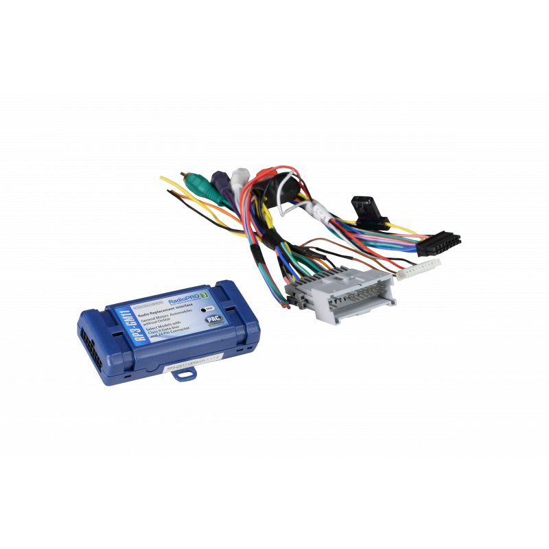 Phenomenal Radiopro3 Interface For Select Gm Class Ii Vehicles Pac Wiring Digital Resources Counpmognl