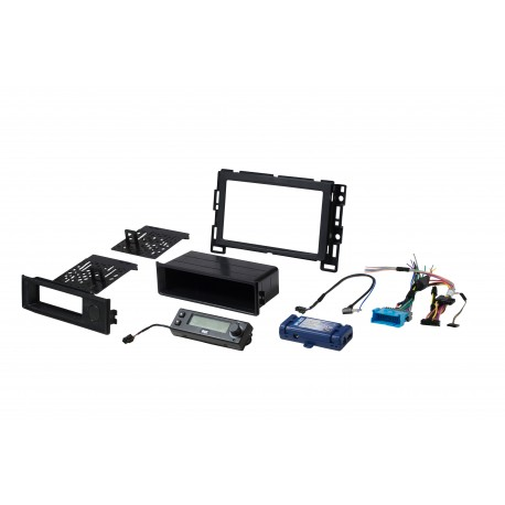 Malibu Integrated Radio Replacement Kit