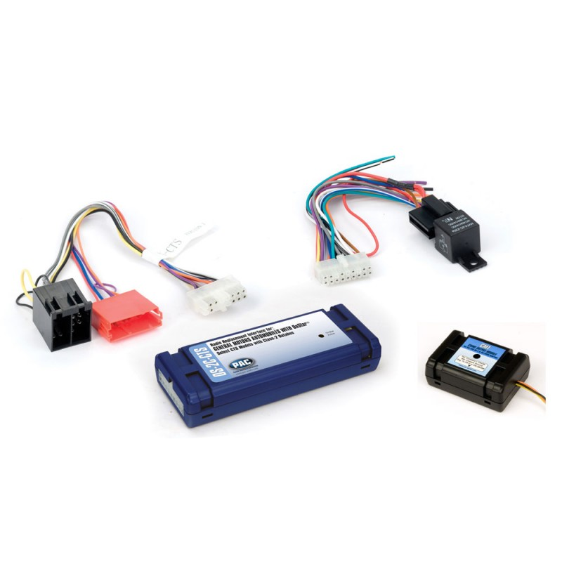 DISCONTINUED OnStar® Radio Replacement Interface for Cadillac CTS, on