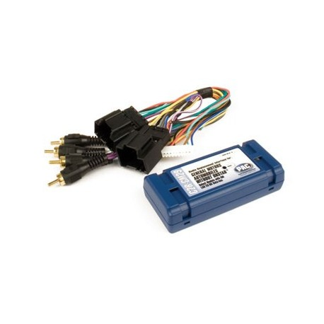 Radio Replacement Interface for Select 29-bit LAN General Motors Vehicles without On-Star®