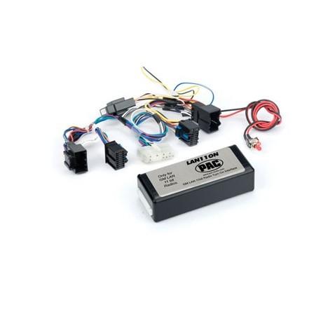 Turn-On Interface for 11-bit LAN General Motors Radios