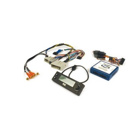 Radio Replacement Interface with SYNC® retention for Select Ford/Lincoln/Mercury Vehicles DISCONTINUED