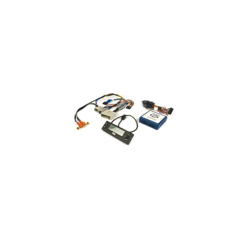 Radio Replacement Interface with SYNC® retention for Select  Ford/Lincoln/Mercury Vehicles - PAC