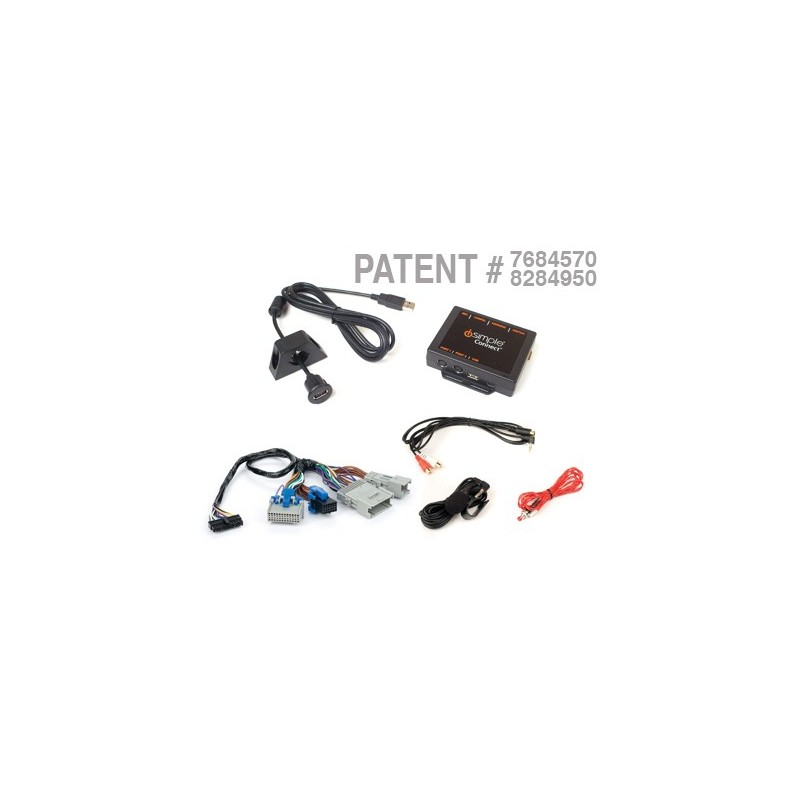 isimple connect for select gm class ii vehicles shop now