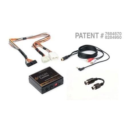 GateWay Sirius/XM Kit for SXV-100/200 Tuner
