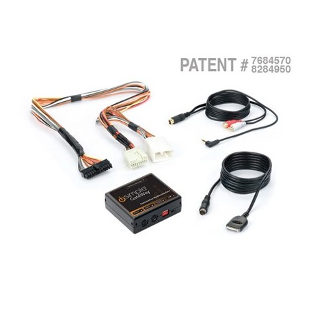 Media GateWay Kit for Honda, Acura