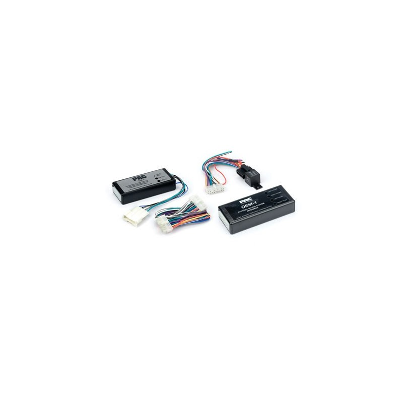 GM OnStar Interface with Bose - PAC