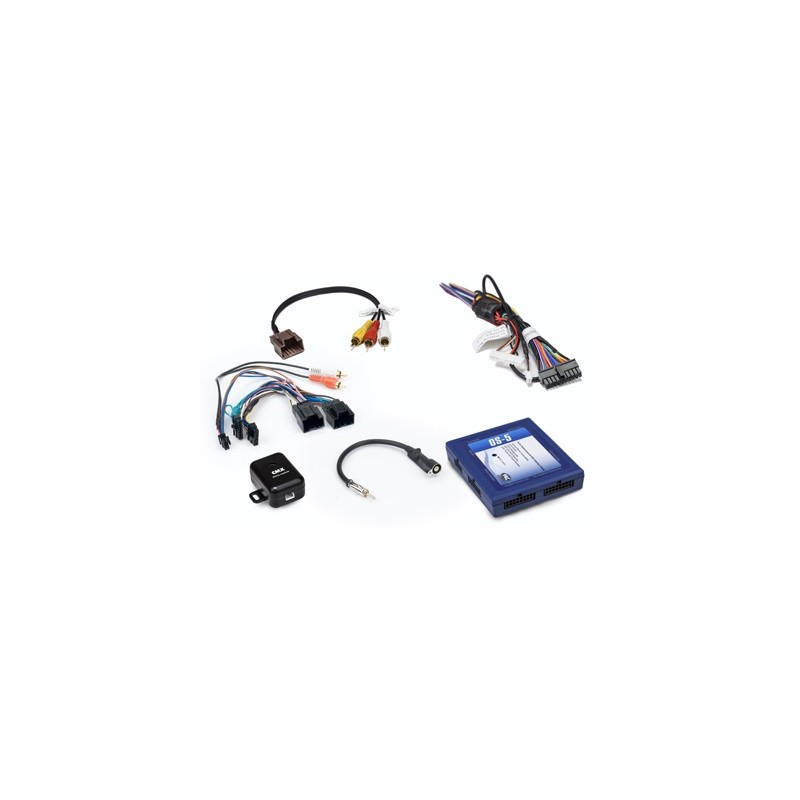 Radio Replacement Interface with OnStar Retention for 29-bit LAN General  Motors Vehicles - PAC