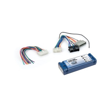 Radio Replacement Interface for Chrysler Vehicles with Infinity Sound System