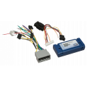 Radio Replacement Interface for Non-Amplified Chrysler, Dodge, Jeep Vehicles