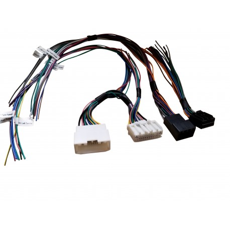 Advanced Amplifier Interface for GM Vehicles with (MOST50) – PAC