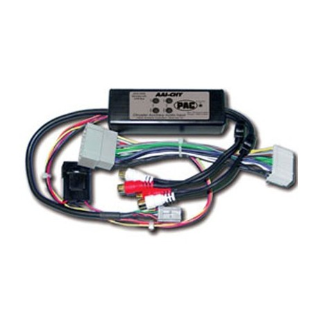 Dual Auxiliary Audio Input Interface for Select Chrysler Vehicles