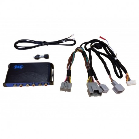 Amplifier Integration Interface for Select GM vehicles with Bose system